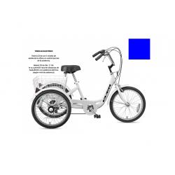Triciclo eléctrico Qüer 20