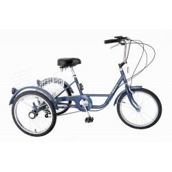 Triciclo convencional Amat 24