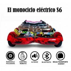 Monociclo eléctrico S6