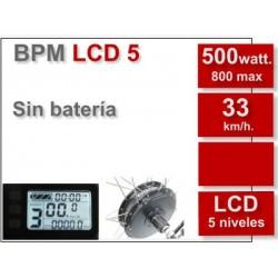 KIT BPM-LCD5