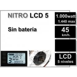 Kit NITRO LCD 5