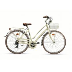 Bicicleta convencional...