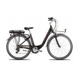 Bicicleta eléctrica City...