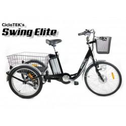 Triciclo Eléctrico CicloTEK...